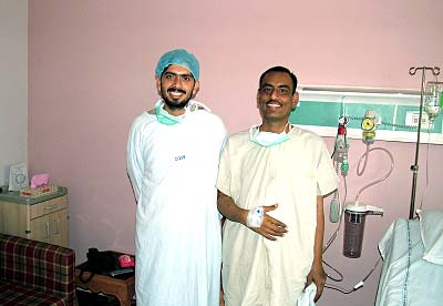 Liver Transplanted Foreign Patients