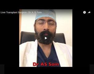 Dr Soin's Liver Transplant Videos