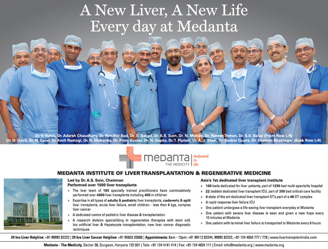 New Life Everyday at Medanta